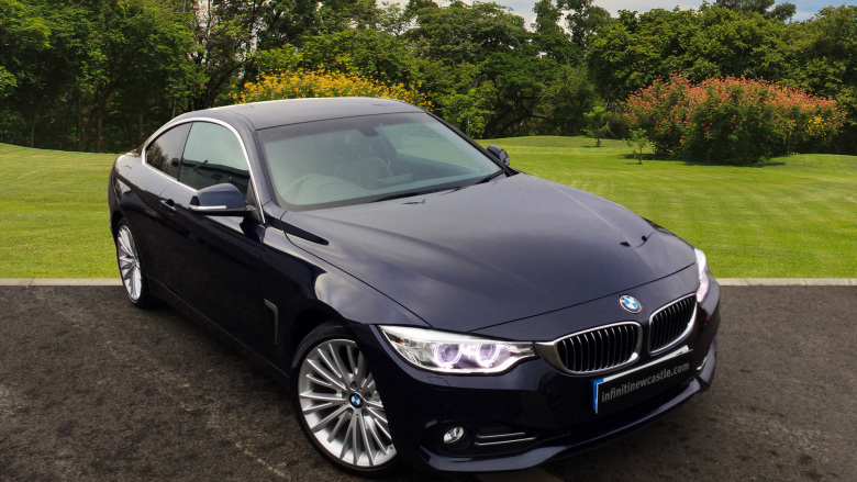 BMW 4 Series 420I Luxury 2Dr [professional Media] Petrol Coupe