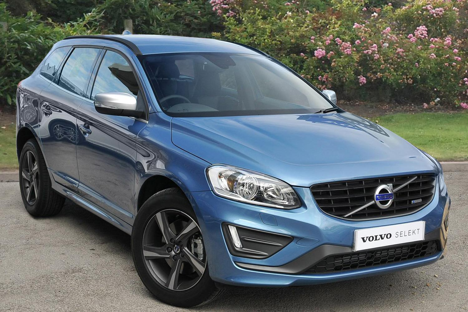 used volvo xc60 d4 190 r design 5dr geartronic diesel estate for