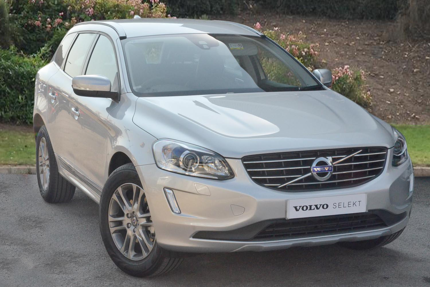 used volvo xc60 d4 181 se lux 5dr awd geartronic diesel. Black Bedroom Furniture Sets. Home Design Ideas