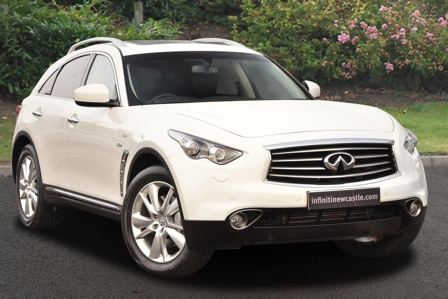 used infiniti qx70 3 0d gt 5dr auto diesel estate for sale newcastle infiniti. Black Bedroom Furniture Sets. Home Design Ideas