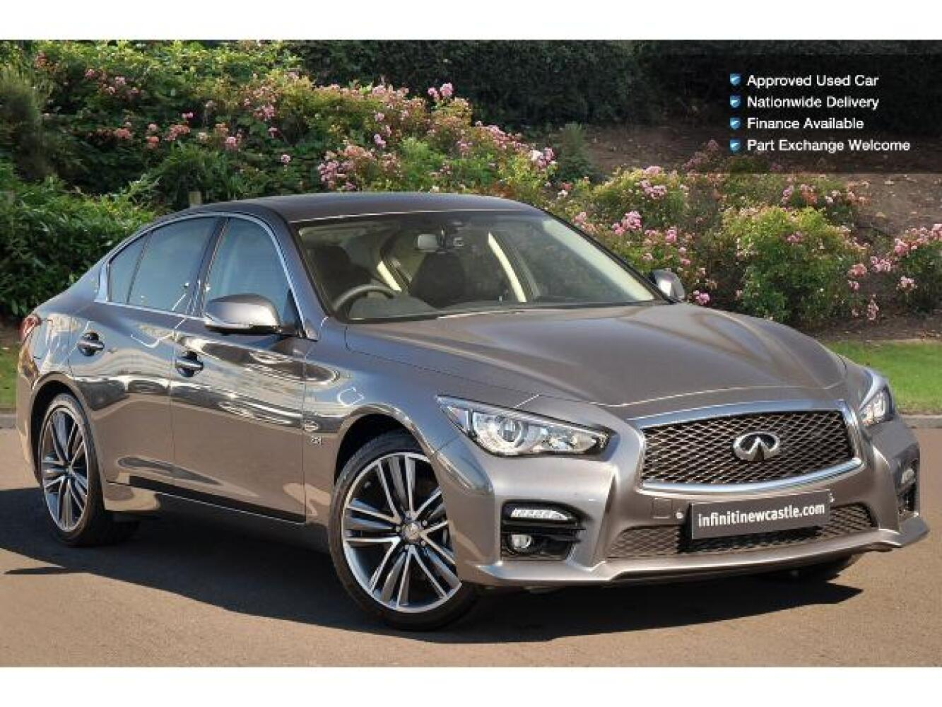 used infiniti q50 2 0t sport 4dr auto petrol saloon for sale newcastle infiniti. Black Bedroom Furniture Sets. Home Design Ideas