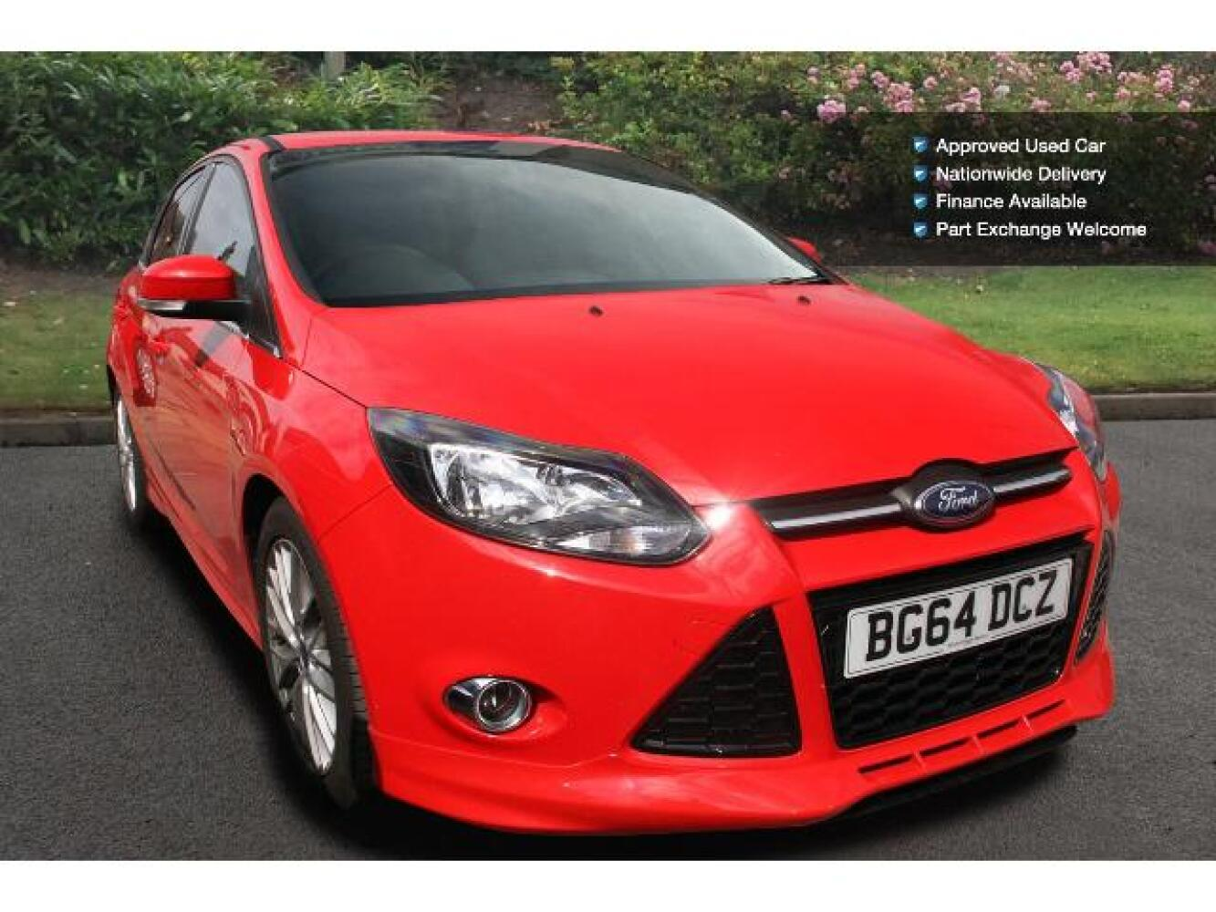 used ford focus 1 6 tdci 115 zetec s 5dr diesel hatchback for sale newcastle infiniti. Black Bedroom Furniture Sets. Home Design Ideas