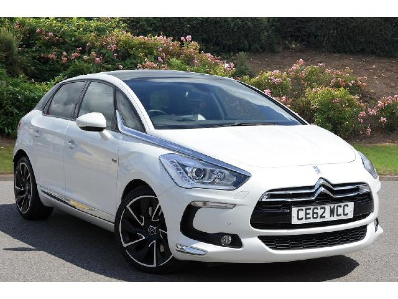 Citroen DS5 2.0 Hdi Hybrid4 Airdream Dsign 5Dr Egs Diesel/Electric ...