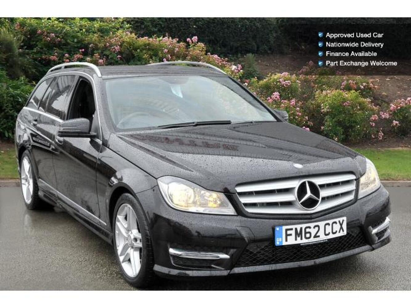 used mercedes benz c class c350 cdi blueefficiency amg. Black Bedroom Furniture Sets. Home Design Ideas