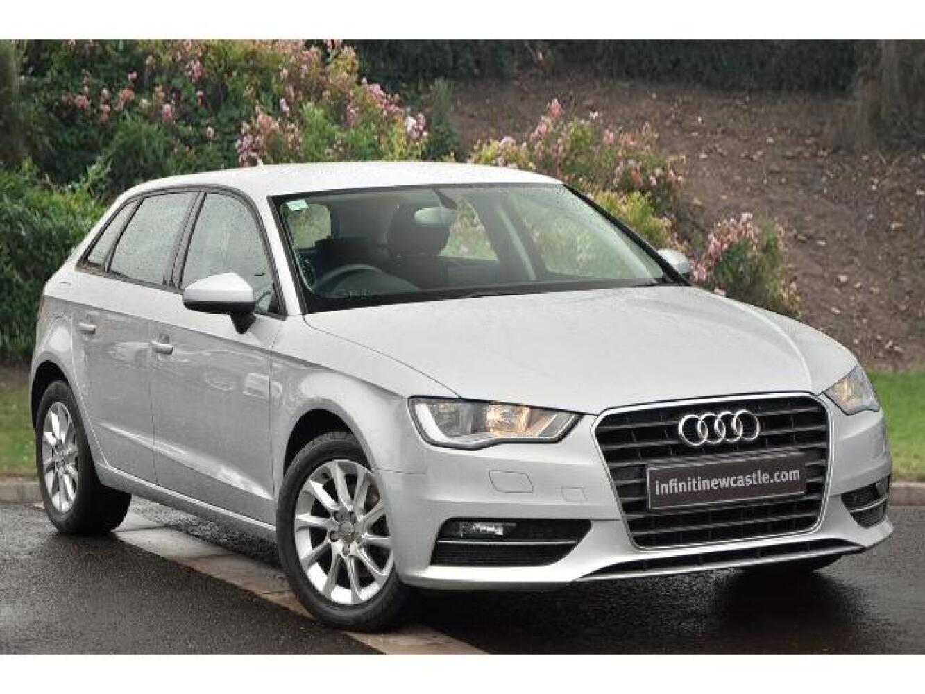 used audi a3 1 6 tdi se 5dr diesel hatchback for sale newcastle infiniti. Black Bedroom Furniture Sets. Home Design Ideas