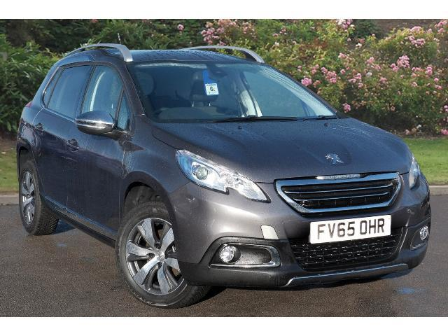 used peugeot 2008 1 2 puretech 110 allure 5dr eat6 petrol. Black Bedroom Furniture Sets. Home Design Ideas