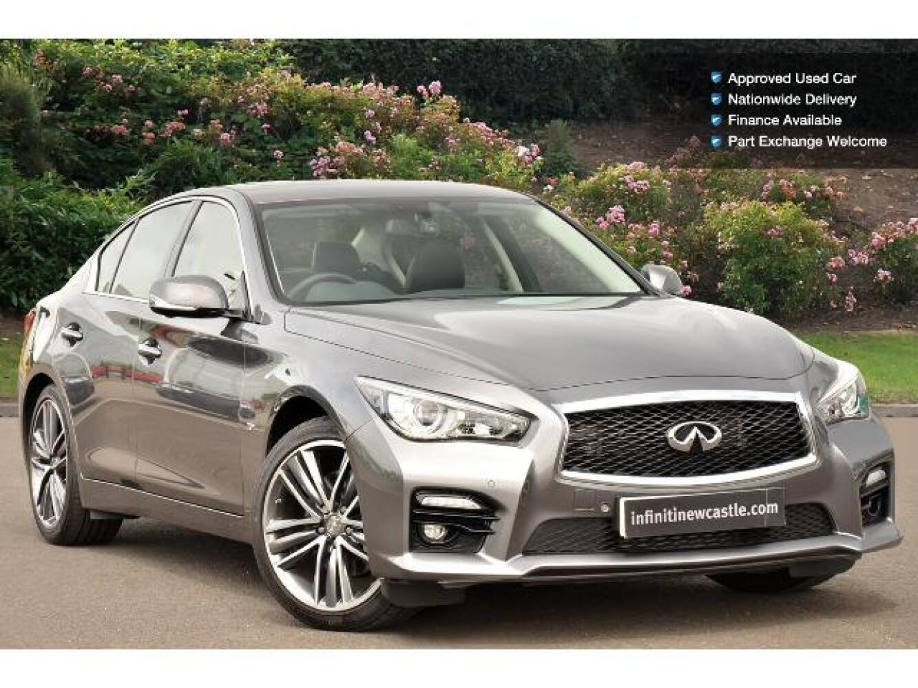 used infiniti q50 2 0t sport 4dr auto multimedia petrol saloon for sale newcastle infiniti. Black Bedroom Furniture Sets. Home Design Ideas