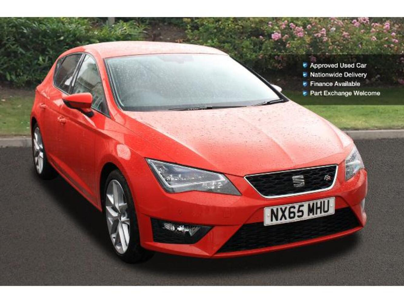 used seat leon 2 0 tdi 184 fr 5dr technology pack diesel hatchback for sale newcastle infiniti. Black Bedroom Furniture Sets. Home Design Ideas