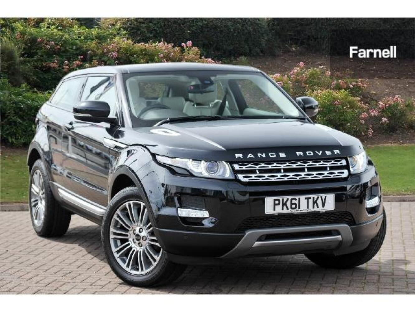 used land rover range rover evoque 2 2 sd4 prestige 3dr auto diesel coupe for sale newcastle. Black Bedroom Furniture Sets. Home Design Ideas