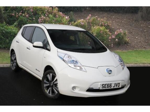 Nissan Leaf Tekna 5Dr Auto [6.6Kw Charger] Electric Hatchback