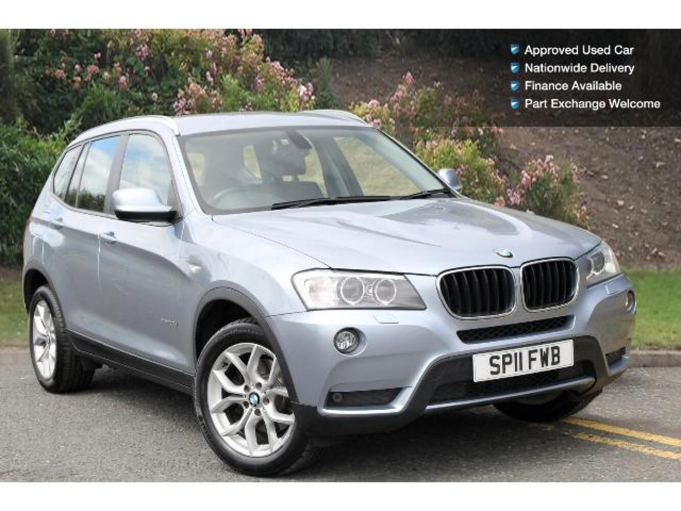 used bmw x3 xdrive20d se 5dr step auto diesel estate for sale newcastle infiniti. Black Bedroom Furniture Sets. Home Design Ideas