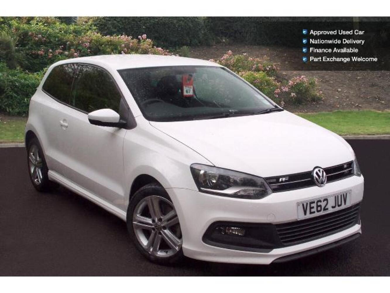used volkswagen polo 1 2 tsi 105 r line 3dr petrol hatchback for sale newcastle infiniti. Black Bedroom Furniture Sets. Home Design Ideas