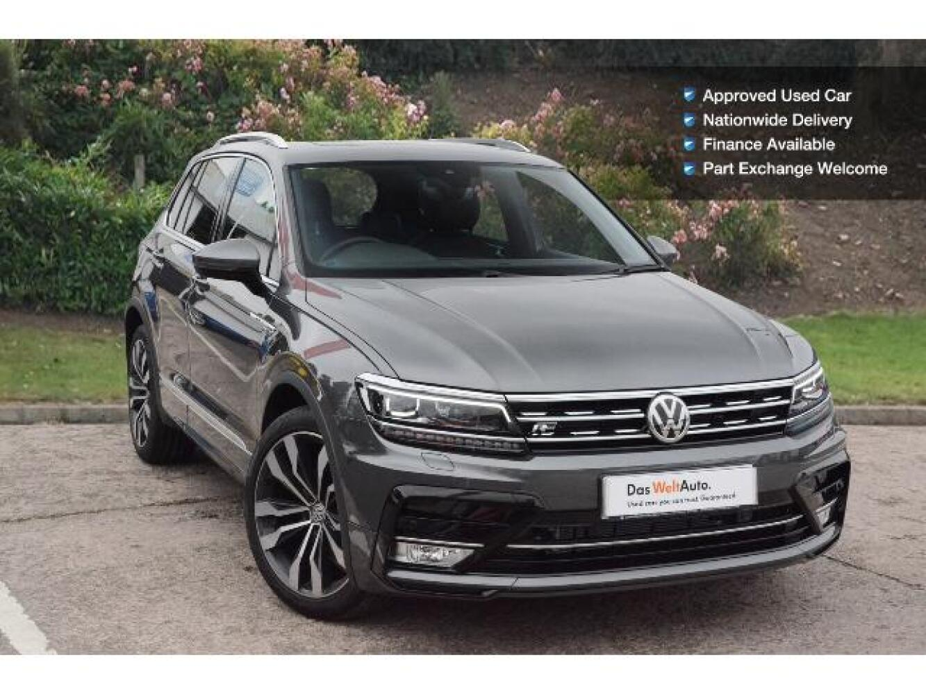used volkswagen tiguan 2 0 tdi bmt 150 4motion r line 5dr diesel estate for sale newcastle. Black Bedroom Furniture Sets. Home Design Ideas