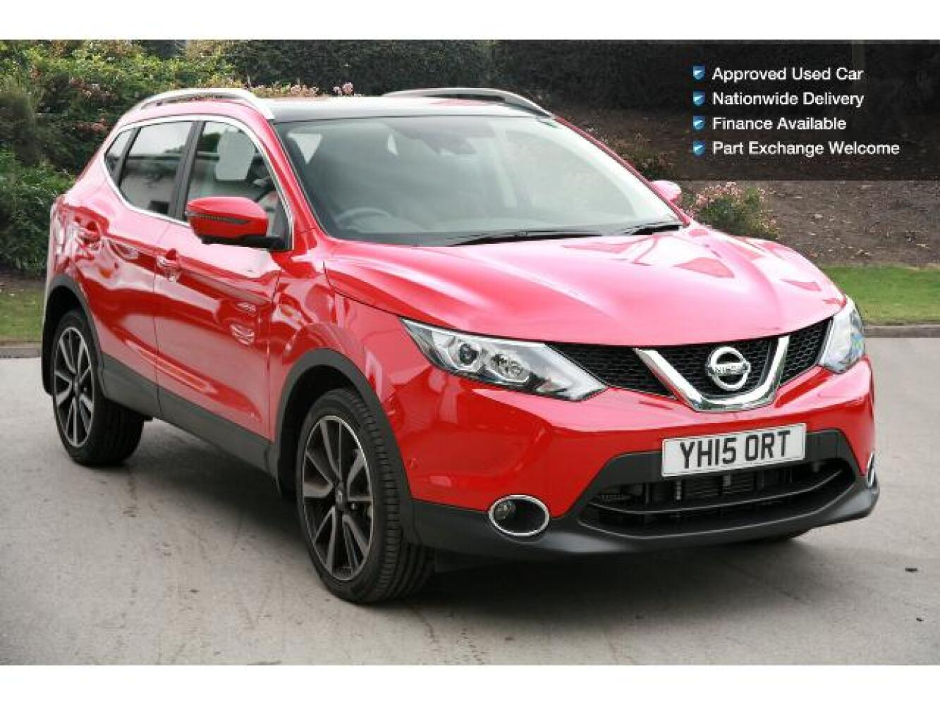 used nissan qashqai 1 6 dci tekna 5dr xtronic diesel. Black Bedroom Furniture Sets. Home Design Ideas