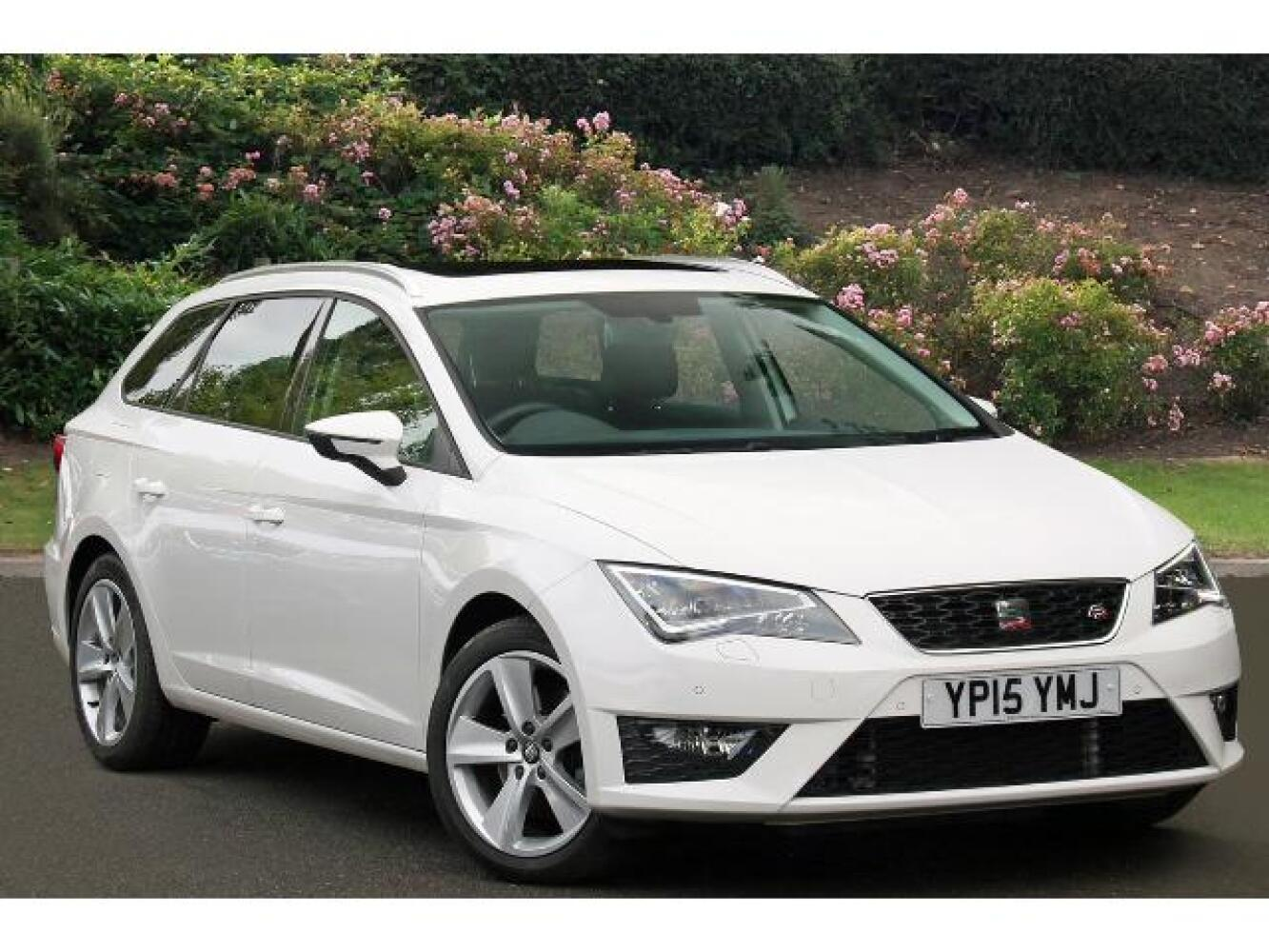 used seat leon 2 0 tdi 184 fr 5dr technology pack diesel estate for sale newcastle infiniti. Black Bedroom Furniture Sets. Home Design Ideas